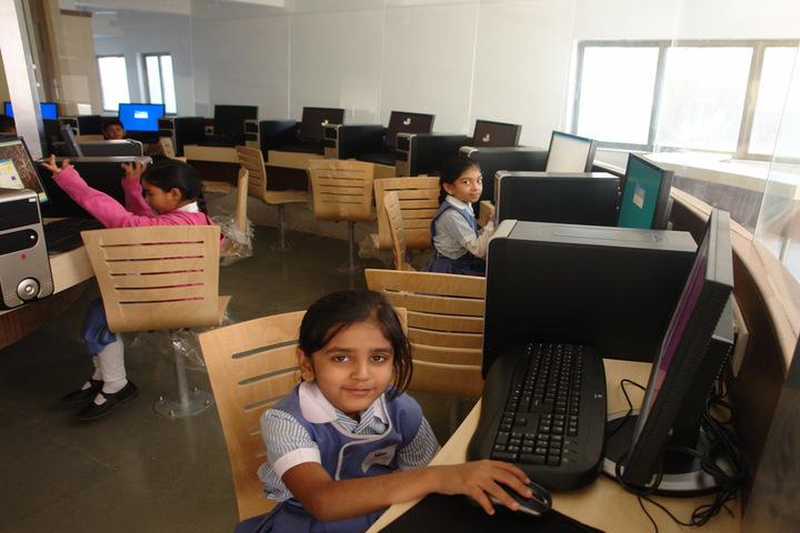 Sattva Vikas School-IT Lab