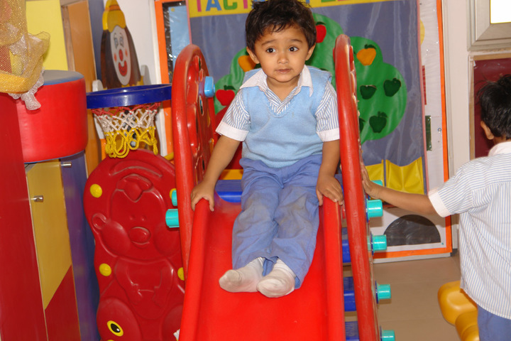 Sattva Vikas School-Kids Play Room