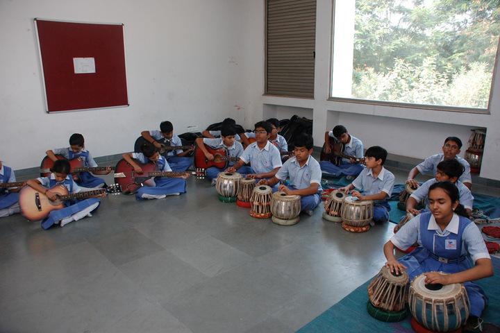 Sattva Vikas School-Music Room