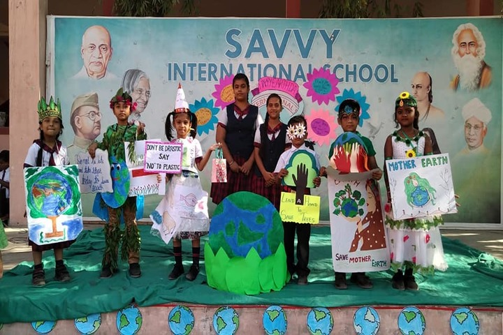 Savvy International School-Earth Day 2