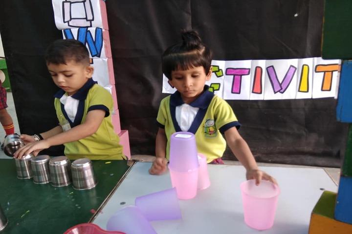Shannen Kids School-Classroom Activity