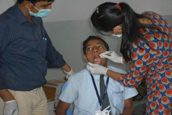 Shannen Kids School-Dental Cheskup