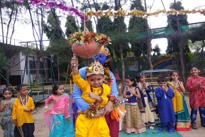 Shannen Kids School-Krishnastami Celebrations