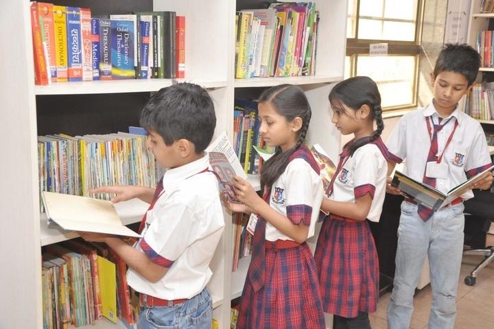 Shanti Asiatic School-Library
