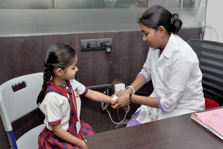Shanti Asiatic School-Medical Care