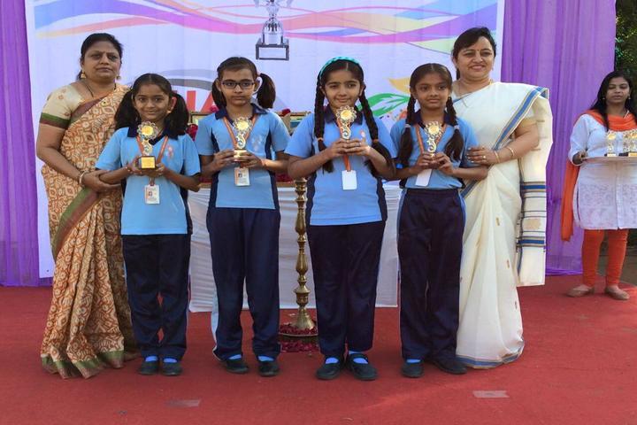 Shayona International School-Awards