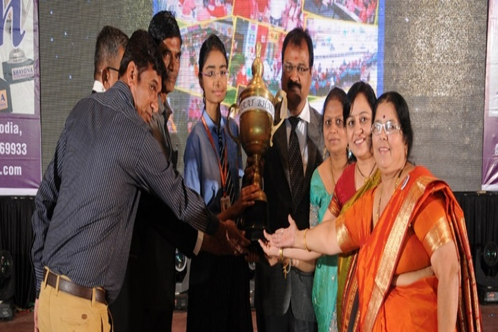 Shayona International School-Winners