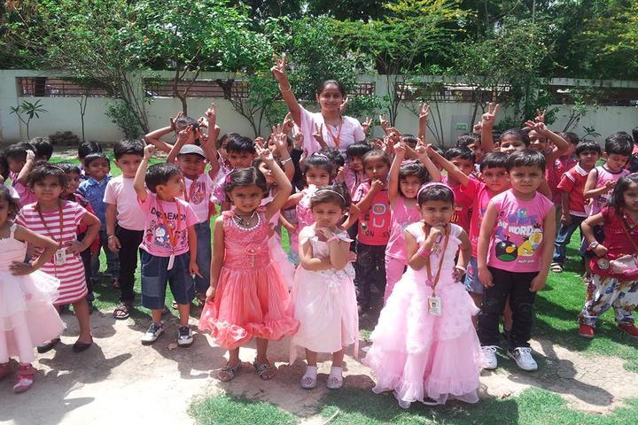 Shayona International School-Childrens Day