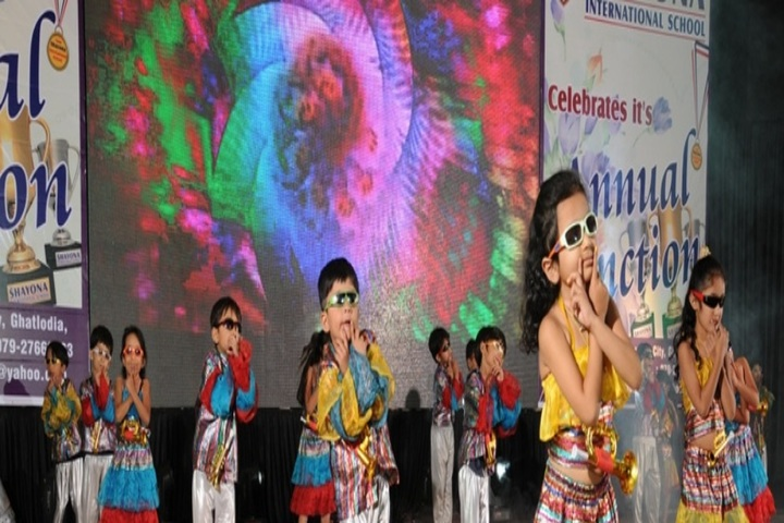Shayona International School-Dance
