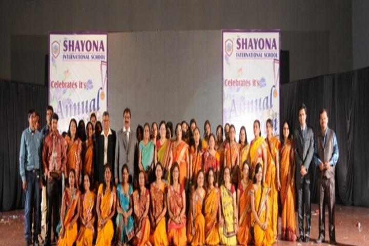 Shayona International School-Group Photo