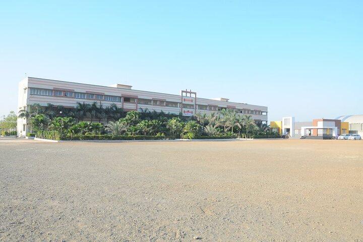 Shree Auro English School-Play Ground