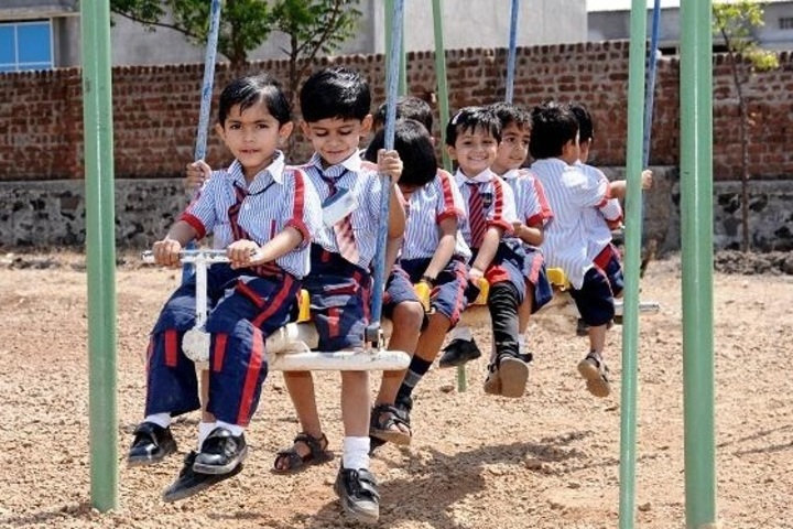 Shree Auro English School-Play Area