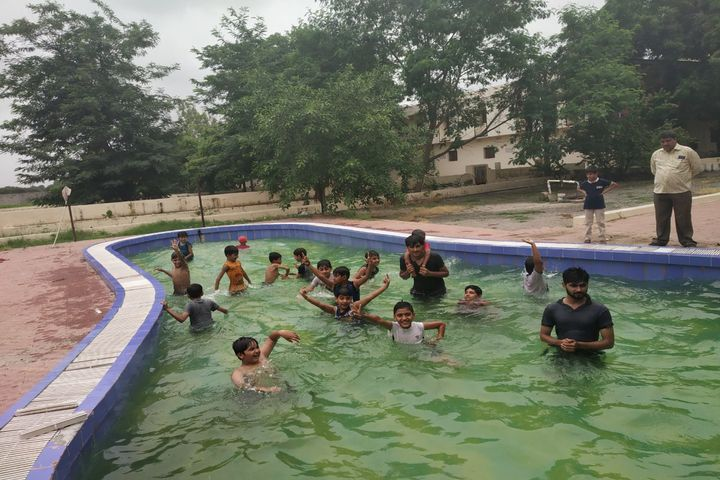 Shree G K Bharad Vidya Mandir-Swimming Pool