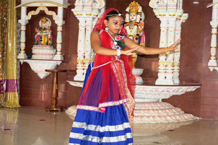 Shree Ghanshyam Academy-Dance