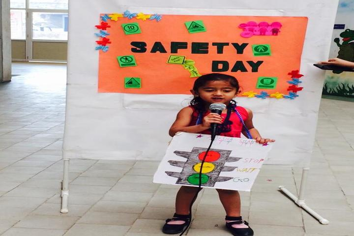 Shree Jain Yuvak Mandal English Medium School-Safety Day