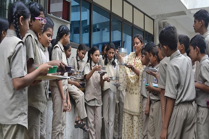 Shree Krishna International School-Experiment Learning