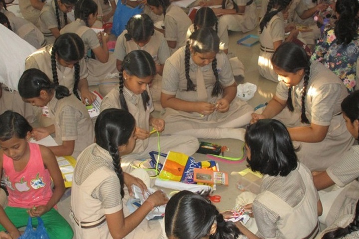 Shree Krishna International School-Art and Craft