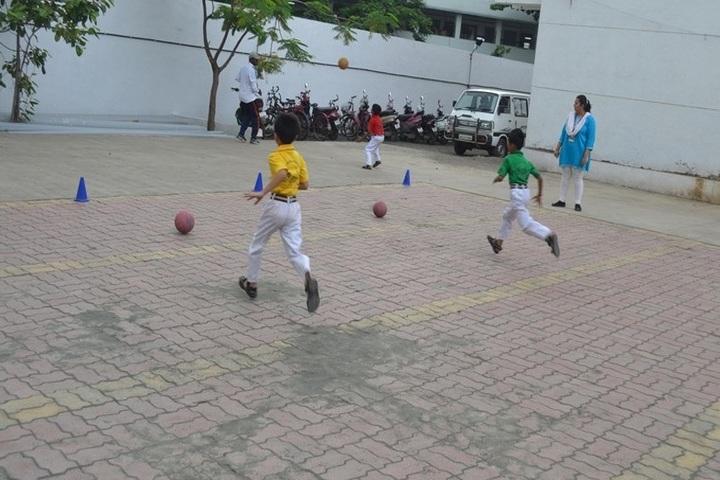Shree Krishna International School-Games