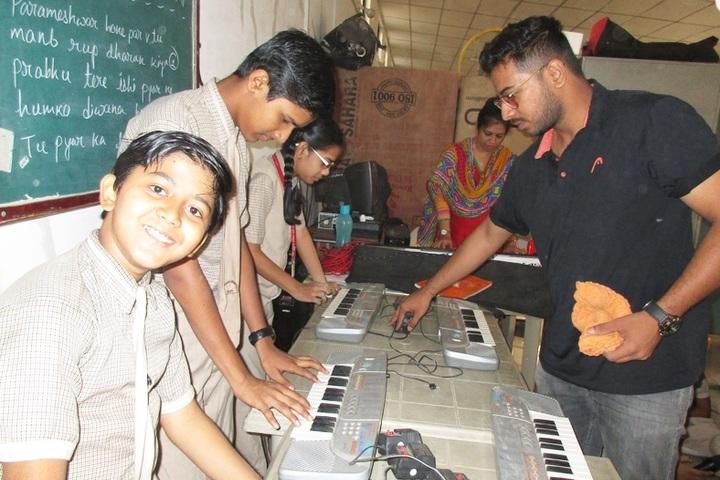 Shree Krishna International School-Music Room