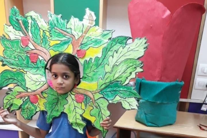 Shree Narayana Central School-Activities