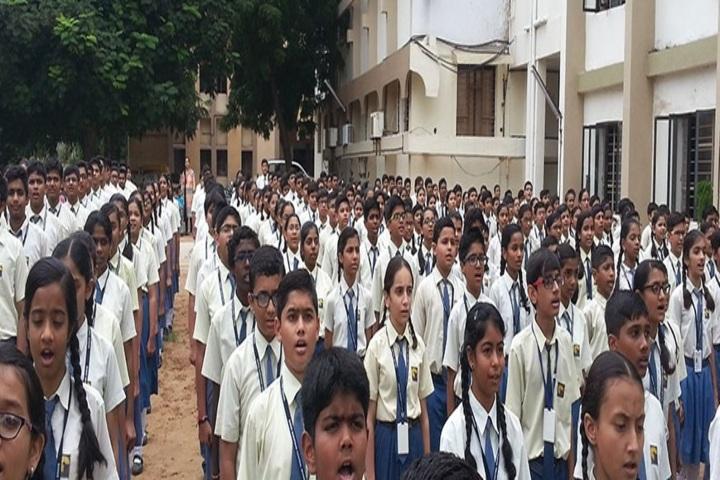 Shree Narayana Central School-Assembly