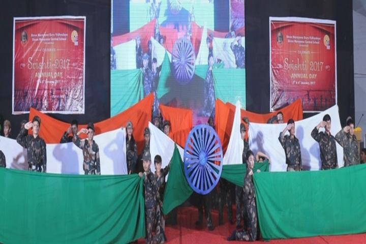 Shree Narayana Central School-Events