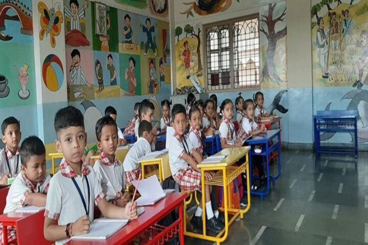 Shree Radhagovind Vidyamandir-Kids Classroom