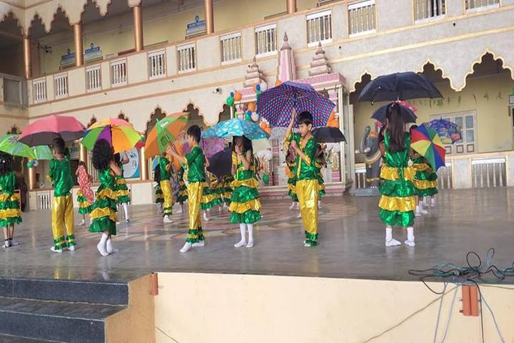 Shree Radhagovind Vidyamandir-Events