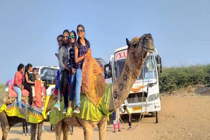 Shree Radhagovind Vidyamandir-Tour
