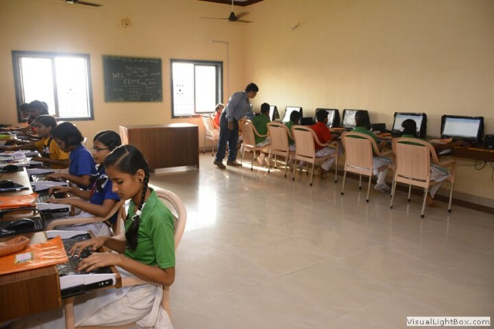 Shree Raj Rajeshwari Vidya Mandir-IT Lab