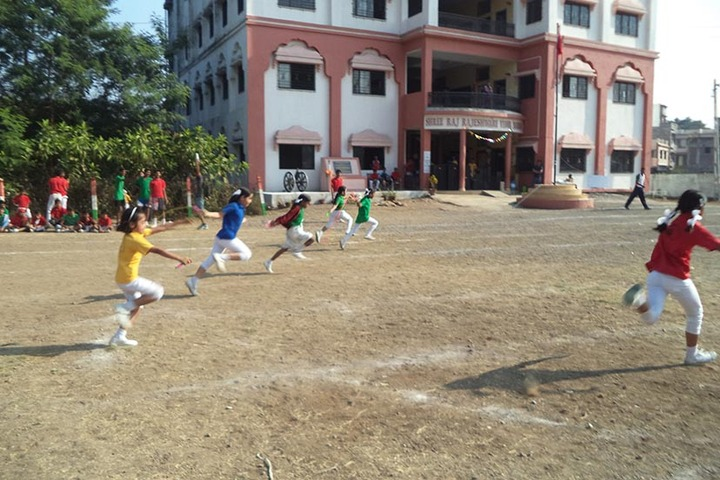 Shree Raj Rajeshwari Vidya Mandir-Sports Day