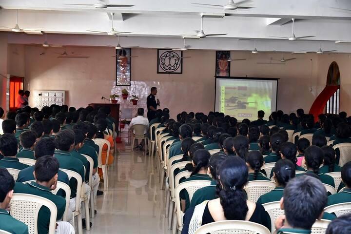 Shree Satya Sai Vidyalaya-Auditorium