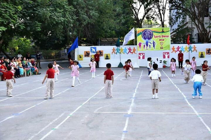 Shree Satya Sai Vidyalaya-Games