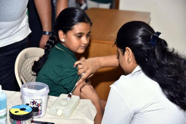 Shree Satya Sai Vidyalaya-Medical Facility