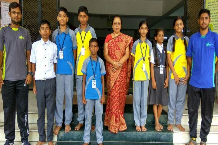 Shree Swaminarayan English Medium School-Achievement