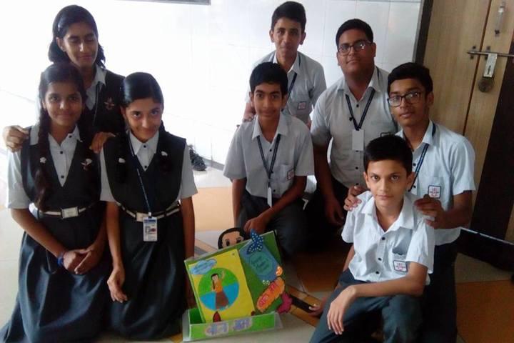 Shree Swaminarayan English Medium School-Art and Craft