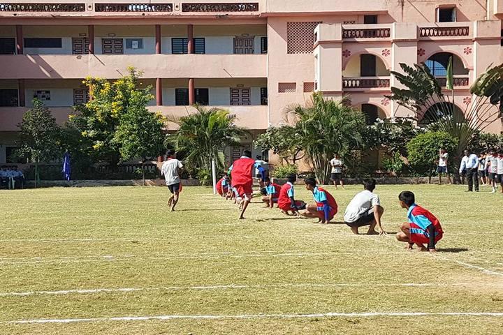 Shree Swaminarayan English Medium School-Games