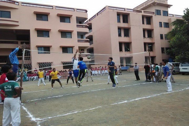 Shree Swaminarayan English Medium School-Sports