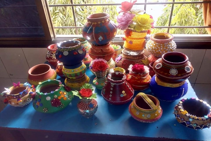 Shree Swaminarayan Goodwill School-Art And Craft
