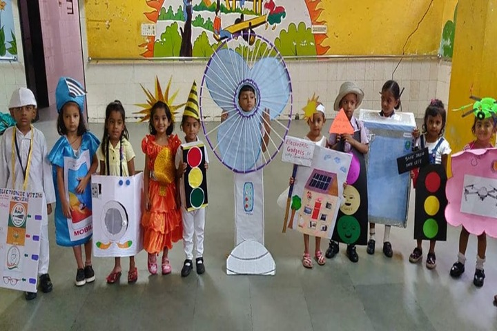 Shree Swaminarayan Goodwill School-Childrens Day