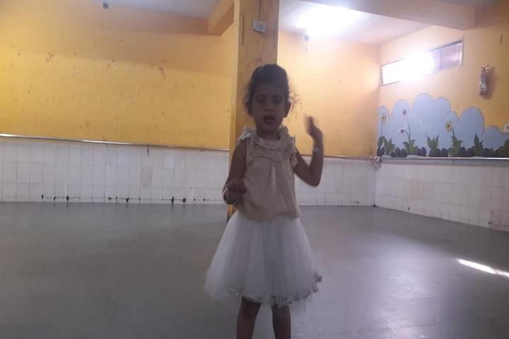 Shree Swaminarayan Goodwill School-Dancing Activity