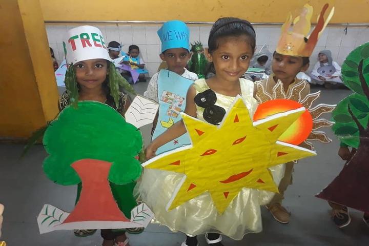 Shree Swaminarayan Goodwill School-Fancy Dress Competition