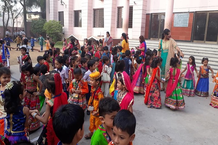 Shree Swaminarayan Goodwill School-Navarathri Celebrations