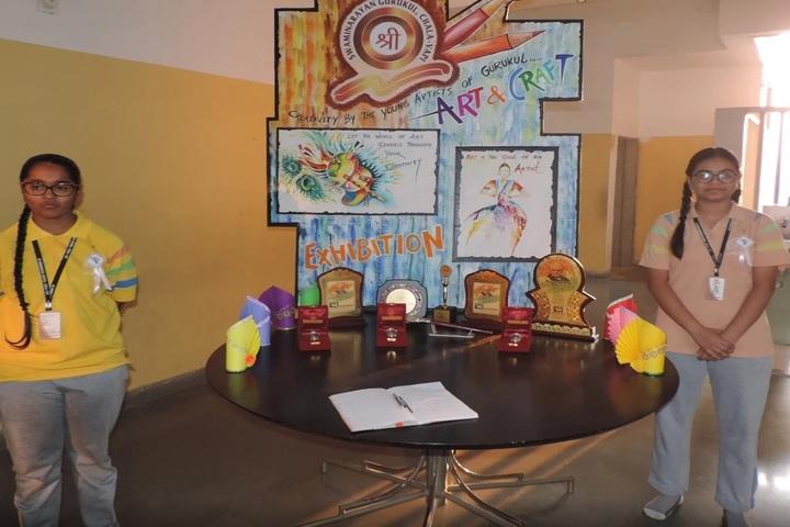 Shree Swaminarayan Gurukul-Art and Craft