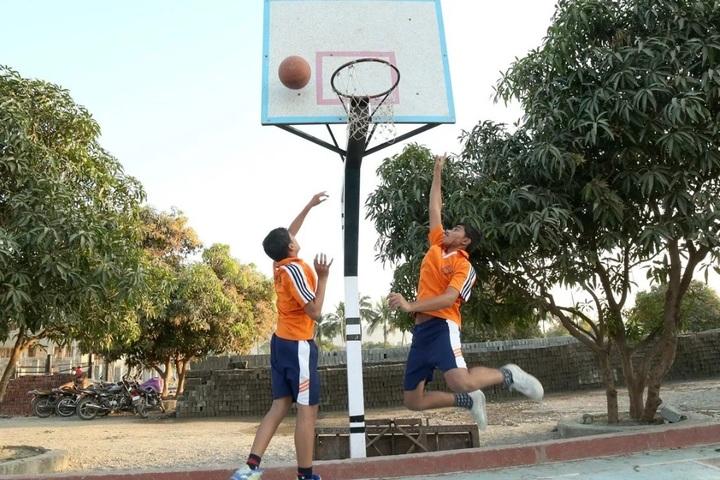 Shree Swaminarayan Gurukul Gyanbag International School-Sports