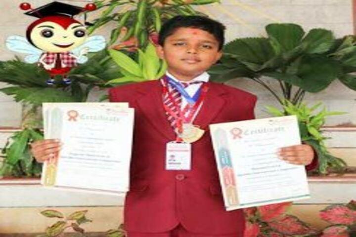 Shree Swaminarayan Gurukul International School-Achivement
