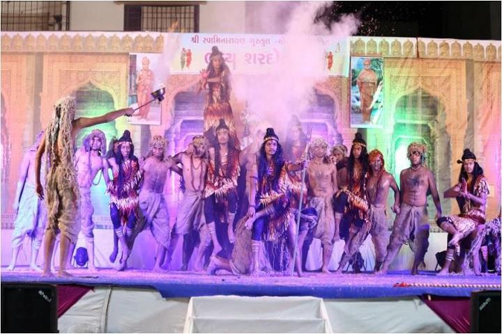 Shree Swaminarayan Gurukul International School- Morbi-Festival Celebration