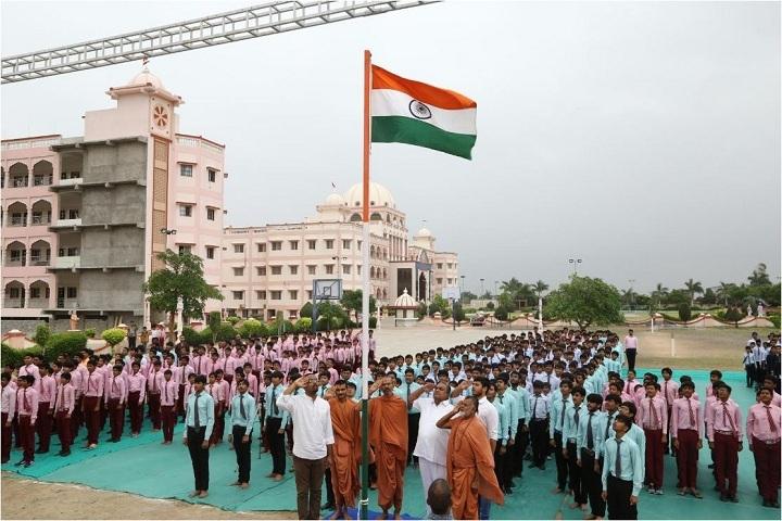 Shree Swaminarayan Gurukul International School- Morbi-Independence Day