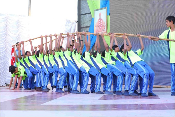 Shree Swaminarayan Gurukul International School- Morbi-Skit