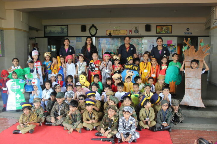 Shree Swaminarayan International Gunatit Vidyadham-Childrens Day